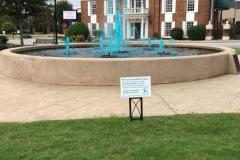 Greenwood Fountain TTT 2016