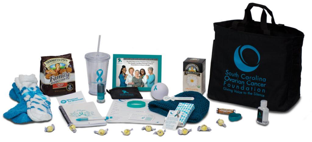 Bag Of Hope South Carolina Ovarian Cancer Foundation